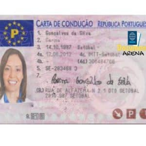 buy portugal driving license