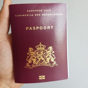 Buy Dutch Passport