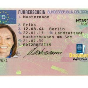 german driving licence