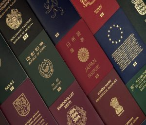 Fake passports for sale