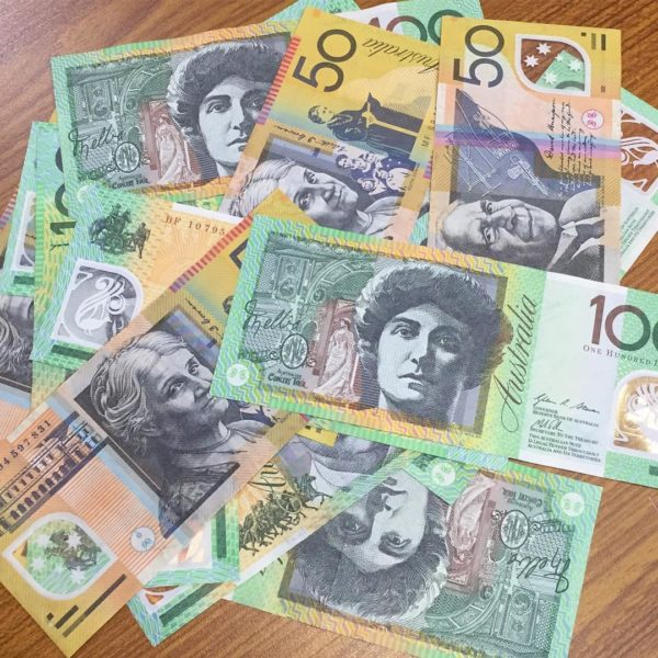Buy fake Australian Dollar bills online