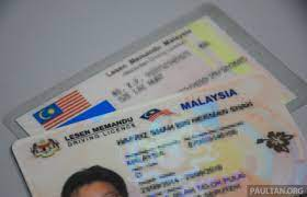 driving licence malaysia