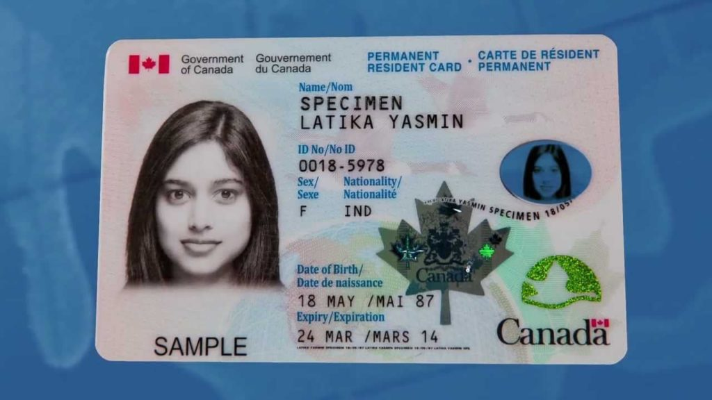 permanent resident canada requirements