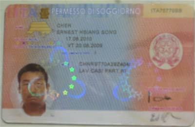 italy permanent residence